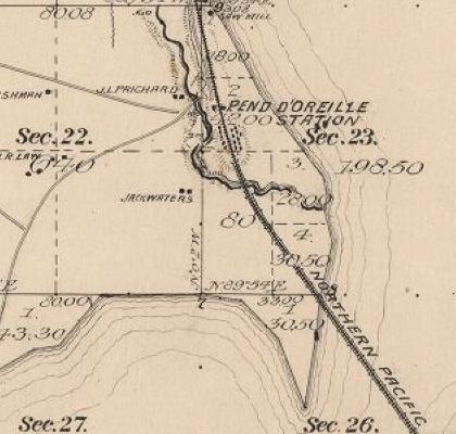 GLO T57N R2W 1894