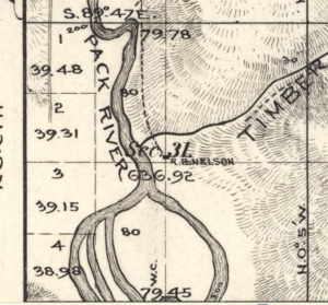 glo-map-t58n-r1e-jan-1903